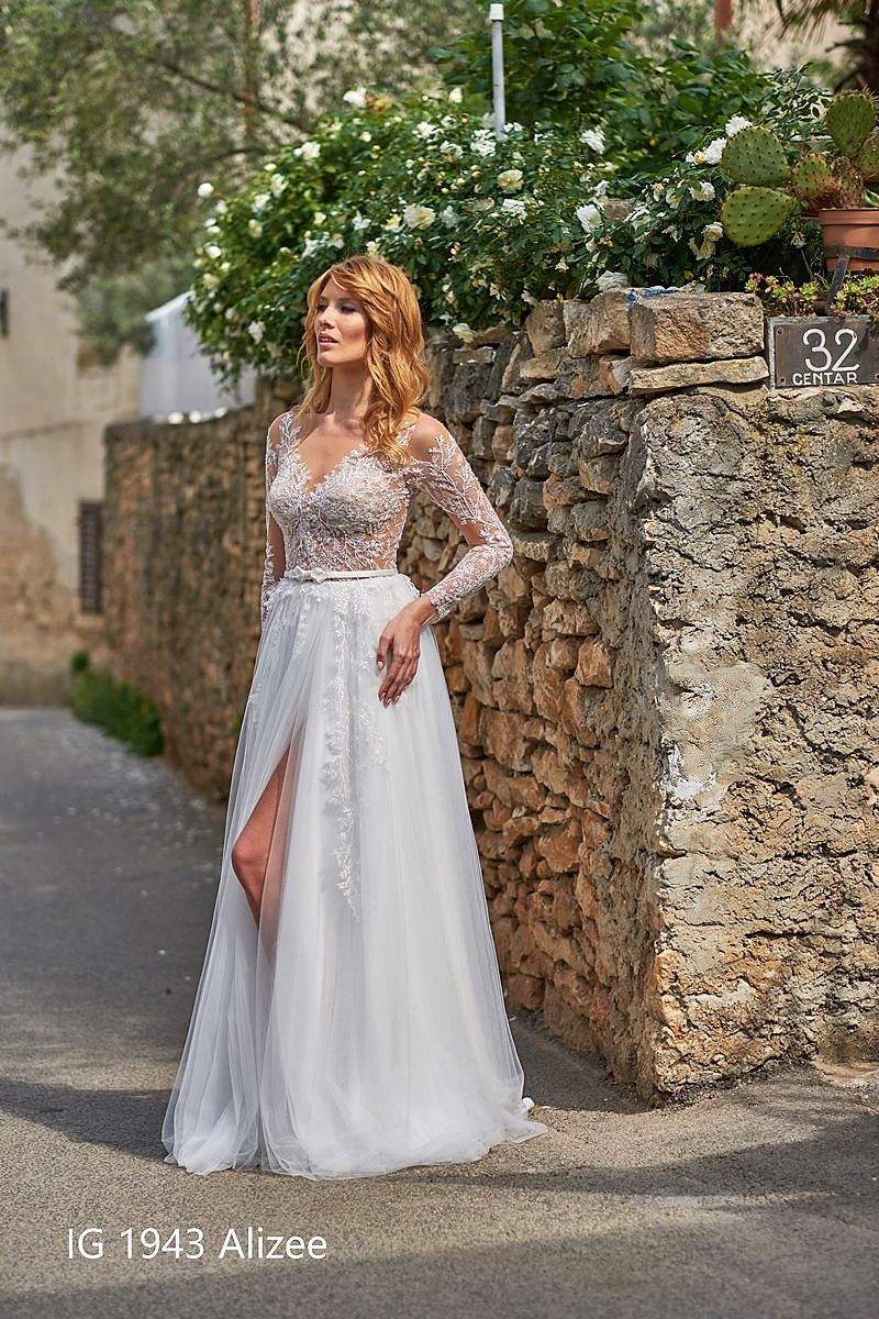 1cb996e568 Moda ślubna W Stylu Glamour Zapraszamy Na Polską Galę ślubną Do